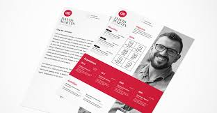 Creative Business Resume Branding Cv Resume Pinterest
