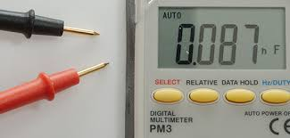 multimeter and component testing