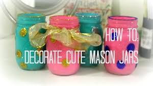 Decorative Mason Jars For Sale Decorating Jars Enchantinglyemily 73