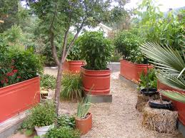 ... Most Attractive Veggie Garden Ever Steven And Bea Were Kind With  Decoration Flower Pot Brown Color Neat And Wonderful of Modern Neat Nice Cinder  Block ...