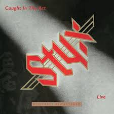 <b>Caught In</b> The Act Live - BGO Records