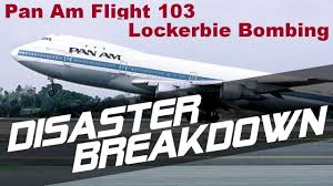 Image result for Pan American Airlines flight 103