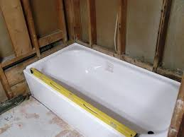 4 1 2 foot bathtub 4 foot bathtub leveling the bathtub 4 1 2 foot bathtub