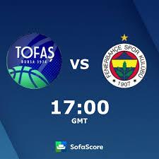 Fenerbahçe Tofaş Basketbol Maçı Canlı Izle