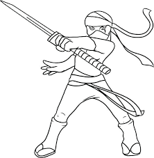 Ninjago Coloring Pages Kai Best Coloring Pages For Kids Lego Ninjago