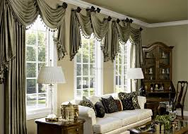 image of curtains for dining room windows 2