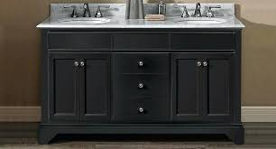 Image Double Sink Lauraperez Alluring Cabinets And Vanities Office Floating Bathroom