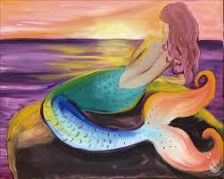 colorful mermaid manic monday 35
