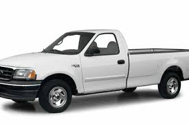 2001 Ford F-150 Information