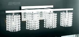 bath vanity light bathroom vanity lights modern chandelier light crystal fixtures bathroom vanity light fixture 48