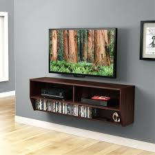 wood tv wall mounts wall mount wood media center console shelf stand storage oak tv wall