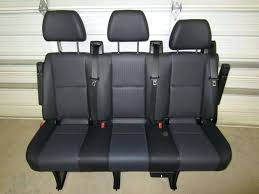 leather bench seat cover