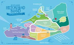 hilton head island maps  guide to local attractions and hilton