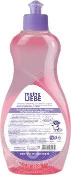 Купить Гель для мытья <b>посуды Meine Liebe</b> Клюква и брусника ...