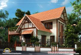 european home designs. european style home sloping roof - 2200 sq.ft.(204 sq. m designs p