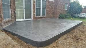 concrete patios driveways sidewalks