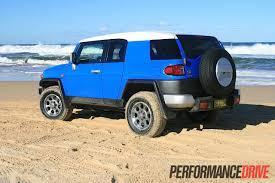 2012 Toyota FJ Cruiser review - PerformanceDrive