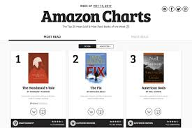 Amazons New Bestseller List Tracks What People Are Actually