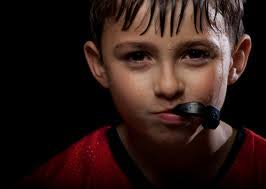 under armour mouth guard. but what if they knew that wearing a mouth guard could improve their performance? i bet every kid would be clamoring for guard. under armour