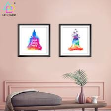 Wall Art Paintings For Living Room Creative Art Painting Promotion Shop For Promotional Creative Art