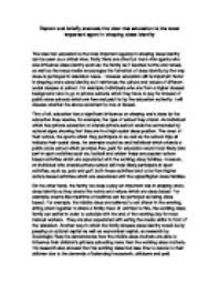 education importance essay masculinity essay and briefly evaluate the view that education is the most important