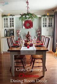 dining room ideas for christmas. christmas dining room decor ideas for