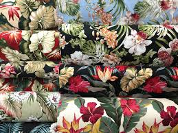 hawaiian upholstery