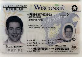Wisconsin Scannable Ids Buy com Id Premiumfakes Fake