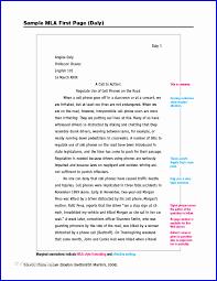 Mla Format For Intext Citations