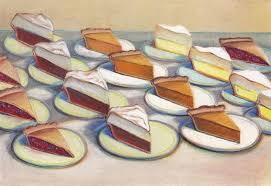 wayne thiebaud food paintings wayne thiebaud art is a piece of wayne thiebaud food paintings