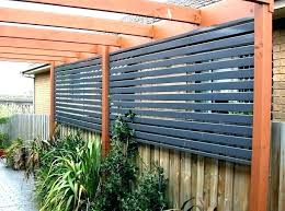 outdoor privacy screen panels yard for patio poles red screens regarding outdoors idea metal timber resin improvements resin outdoor privacy screen