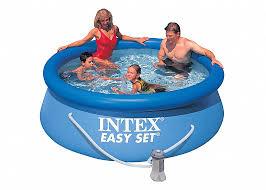 Бассейн 244*76 см INTEX надувной 28112 - купить в Улан-Удэ по ...
