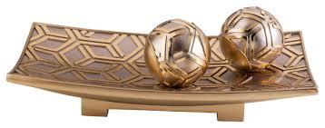 Rose Gold Decorative Bowl