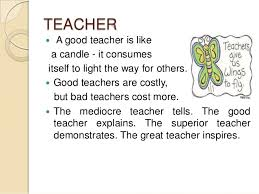 how to write an introduction in qualities of a good teacher essay the difference between a good teacher and a bad teacher the good