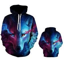 newest fashion man hoodies animal <b>printing</b> 3d hoodie supremе ...