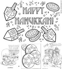 Small Picture Looking for free printable Hanukkah Coloring pages Look no