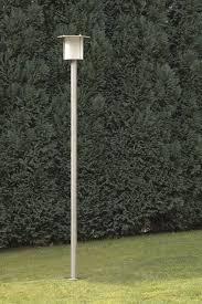 garden lamp post. Stainless Steel Garden Lamp Post VOLCANO FL By BEL-LIGHTING