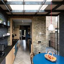 Matthew Wood adds seven-square-metre extension to his small London home
