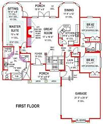 Small Picture Basement House Plans