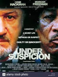 GENE HACKMAN & MORGAN FREEMAN UNDER SUSPICION (2000 Stock Photo - Alamy