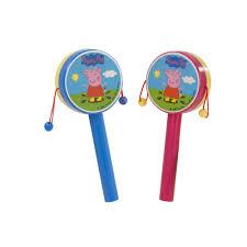Peppa Pig Bedroom Accessories Peppa Pig Paddle Drum At Wilkocom