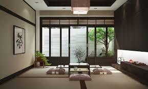 Japanese Living Room Japanese Style Living Room Bright Lighting Above Drawer Vanity
