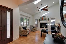 vaulted ceiling recessed lighting ideas