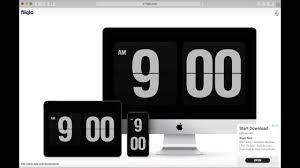 How to Get Retro Flip Clock Screensaver ...