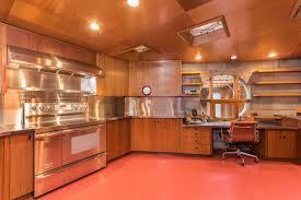 Frank Lloyd Wright Kitchen Design Own Frank Lloyd Wrights Horseshoe Shaped Tirranna Home In