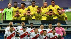 Gol Caracol TV live, Colombia vs Peru ...
