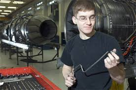 staff sgt matthew gross puts a socket on a wrench to work on an f turbine engine mechanic
