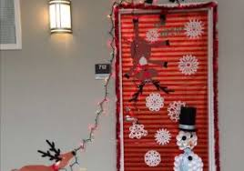 christmas office door decoration. Our Christmas Door Decoration First Place Made Snowman With Inspiration Of  Decorating Ideas Christmas Office Door Decoration