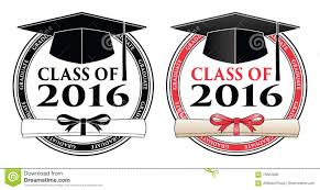 Class Of 2016 Design Graduating Class Of 2016 Stock Vector Illustration Of
