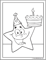 Happy birthday birthday happy coloring pages coloring pages happy coloring birthday coloring birthday pages vector background balloons background balloon colorful colored background vector greeting vector festival card birthday card celebration cards cartoon birth decoration anniversary. 55 Birthday Coloring Pages Printable And Customizable